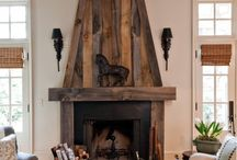 Fireplaces and Fire Pits / by Cathy Hunn Fagan