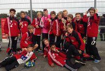 Boldklubben Skjold mestre i Holland / BK Skjold da de blev mestre i holland til #HollandTour. Foto taget af: Østerbro Avis