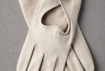 gloves woman