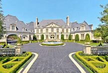 extravagant homes