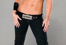 Trish Stratus / Be stratified. WWE Hall of Famer 2013