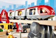 Brio speelgoed / Brio treinen, de brio Builder, kortom: Degelijk en leuk speelgoed! Voor jonge ingenieurs, machinisten en techniekers!