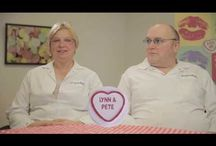 The Swizzels Factory / There are over 60 couples working in the Swizzels Matlow factory.  In this video they tell us about how they met, fell in love and what tips they would give for a successful relationship:
