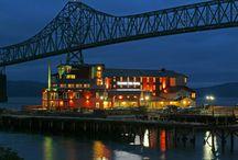 Lodging on the Oregon & Washington Coast / by Coast Explorer Magazine