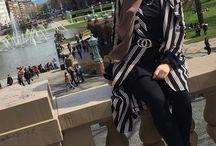 tenues jeunes femmes hijab