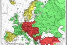 """European Civil War 1914-89 / The period between the start of World War One and the end of the Cold War is referred to as """"The European Civil War"""", since it was a time when the European Family tore itself apart. There was no external enemy, such as the Mongols, or the Muslims, but instead Europeans fought each other. In this board you will find images illustrating this war between brothers, which ultimately gave momentum to the European project and our drive for peace and unity. / by Ivan Botoucharov"""