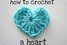 crochet tutorials / by Cheryl Shelton
