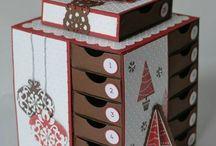 Julekalendere / Sesongbetonte kalendere