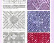 Схемы для вязания.
