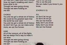 lyrics of 1D