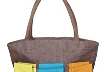 Spring Collection 2015 / Introducing an exciting new range of Jute Fashion Handbags from our Spring Collection 2015