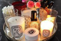 Dyptique candles