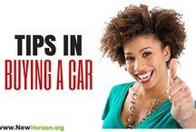 Car Loans / by NewHorizon.Org
