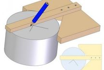 center square sharpering guide
