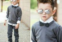 Мода для сына