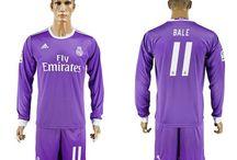 Billige Gareth Bale trøje / Køb Gareth Bale trøje 2016/17,Billige Gareth Bale fodboldtrøjer,Gareth Bale hjemmebanetrøje/udebanetrøje/3. trøje udsalg med navn.
