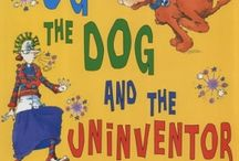 Og the Dog and the Uninventor / Jack and his dog, Og, are very happy together.  That is, until the Uninventor starts uninventing things...