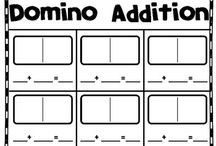 Dominoes in the Classroom / by Becky Godsey