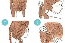HairStyle , and beauty hacks