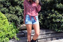 FASHION: SUMMER OUTFITS