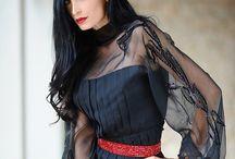 Regina Salpagarova Fashion pictures Hollywood / Fashion model