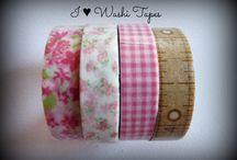 Washi Tape / http://misspapelitosscrap.blogspot.com.es/
