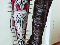 Biker Boots / Boots for Women Bikers/Riders