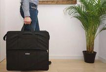 CRUMAR iBag / CRUMAR iBag® , questa innovativa borsa da trasporto, ti permette di spostare il tuo iMac comodamente e senza rischi di danneggiamento.   CRUMARIbag®,this innovative carrying case,allows you tomove your iMac comfortably and without risk of damage.
