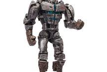 Real Steel / Vasököl robotok