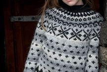 Breien: sweaters dames