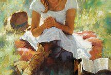 Paintings -C. Michael Dudash, Artist-Illustrator / C. Michael Dudash, Artist-Illustrator / by Linda Spang