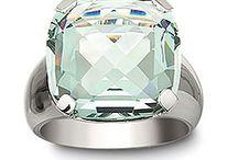Swarovski Crystal Jewelry / by Kim Tallau