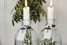 decoratie ecalyptus