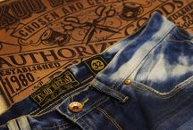 AKOODNM / Everything about AKOO fine quality denim. Inspiration, History, and Hertitage. / by AKOO CLOTHING