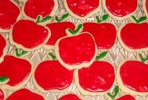 Sugar cookies / by Kim Gove Burnieika