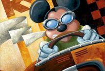 Disney Inspired Art