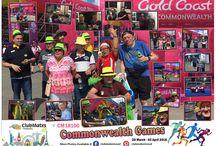 CM18100 Commonwealth Games
