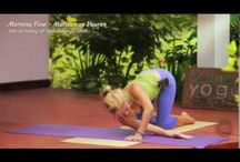 free yoga video's / A preview of bemoreyogic's online yoga video's.  Join us today at www.bemoreyogic.com and you can practice yoga wherever and whenever you like.