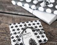innpakning av gaver