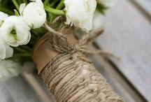 bouquet tie