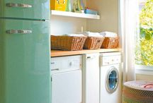 Laundry Room / by Donna Farner