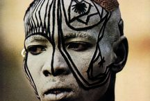 TRIBAL.POINTofVIEW / Culture of tribal, african and oriental people