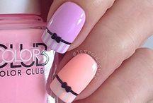 amo estas uñas