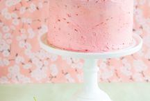 Layer Cakes / Layer cakes by London bakery Molly Bakes. All pics by Zoe Flammang