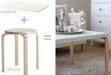 Tisch Ikea bauen