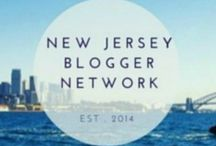 New Jersey Blogger Network / by Alison Shaffer (kitchentable4.com)