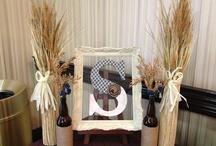 Wedding Shower Ideas / by Carole Burns