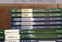 homeschool stuff