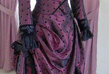 Victorian dresses for Cordelia