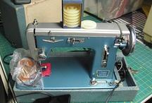 Vintage sewing stuffs